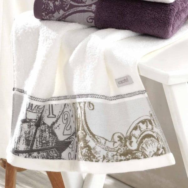 Ręcznik Natural Organic Cream, 80x150 cm