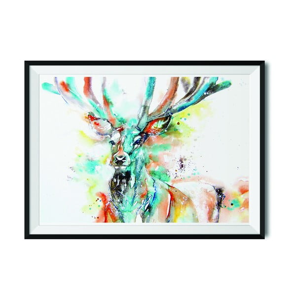 Plakat Wraptious Monarch of the Glen Stag