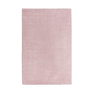 Różowy dywan Hanse Home Pure, 140x200cm