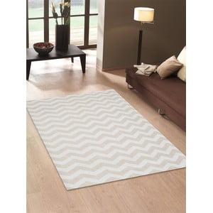 Wytrzymały dywan kuchenny Webtapetti Optical Beige, 60x150 cm