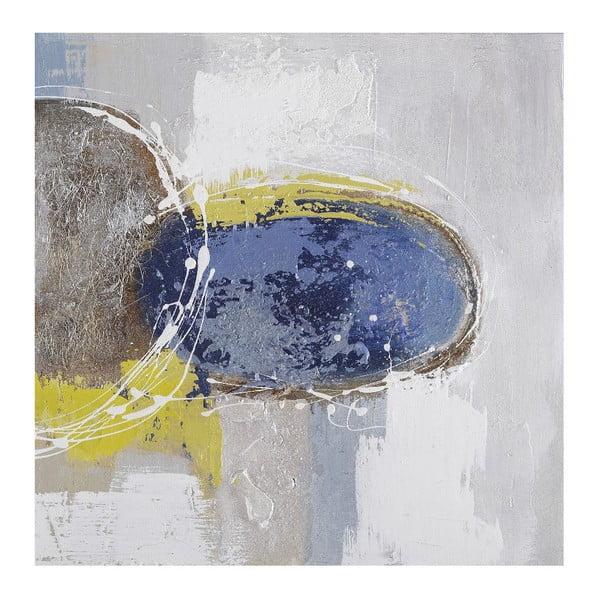 Obraz na płótnie Blue Tone, 60x60 cm