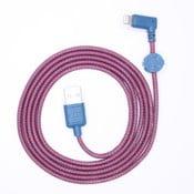 Kabel do ładowania dla iPhone 5 i iPhone 6 Urban, 1,5 m