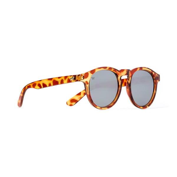 Okulary przeciwsłoneczne Wolfnoir Hathi Caroise Silver