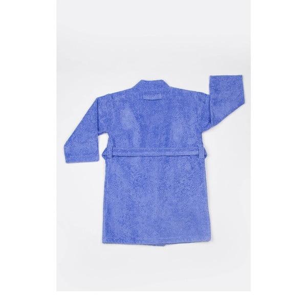 Szlafrok dziecięcy U.S. Polo Assn. Blue, 3-4 lata