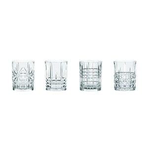 Zestaw 4 szklanek do whisky Nachtmann Highland