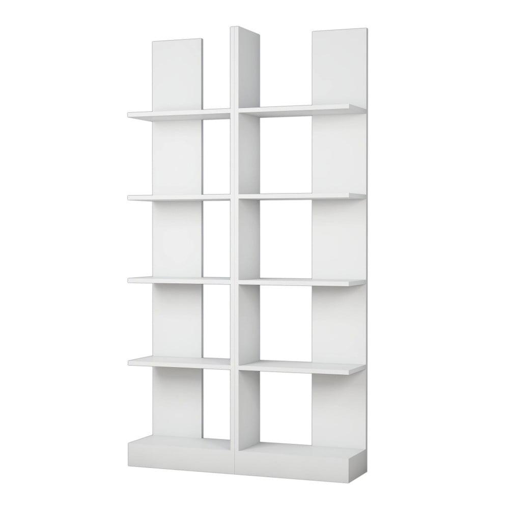 Biała biblioteczka Ikiz