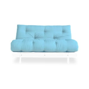 Sofa wielofunkcyjna Karup Design Roots White/Light Blue