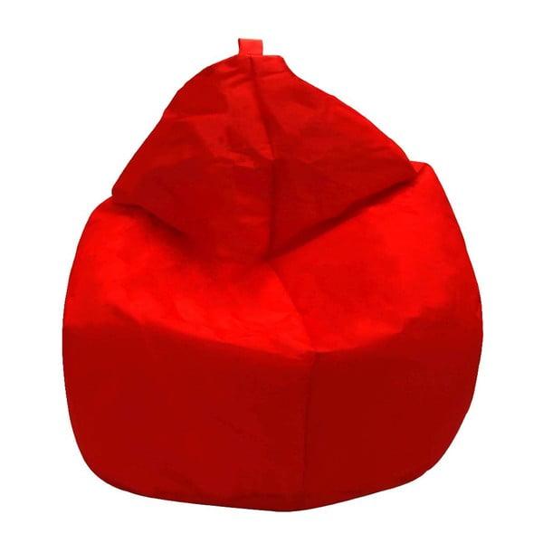 Czerwony worek do siedzenia 13Casa Droplet