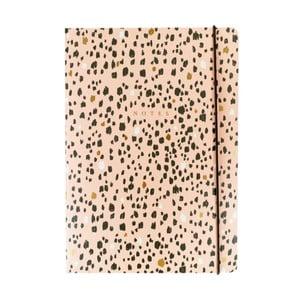 Notatnik B5 Portico Designs Sketch Marks, 160str.