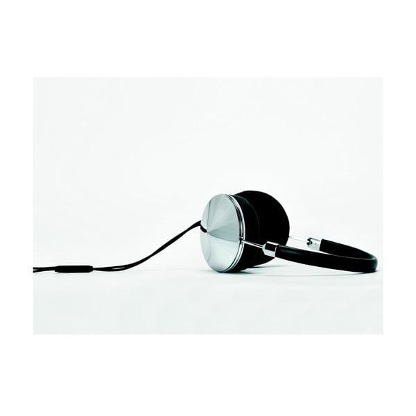 Słuchawki The Taylor, black/silver