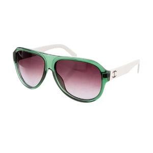 Męskie okulary przeciwsłoneczne Just Cavalli Green Grey