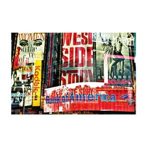 Plakat wielkoformatowy Neon Stories, 175x115 cm