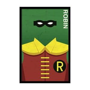 Plakat Robin, 35x30 cm