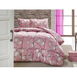 Narzuta pikowana na łóżko jednoosobowe Gisa, 155x215 cm