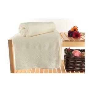 Zestaw 2 ręczników Tomur Light, 90x150 cm
