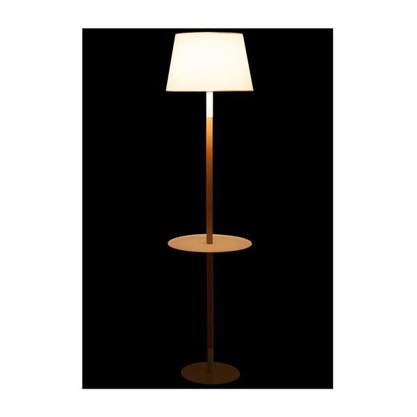 Lampa ze stolikiem Vintage White