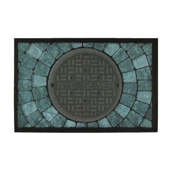 Wycieraczka NYC Sewer, 40x60 cm