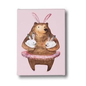 Obraz Mr. Little Fox It Is Bunny