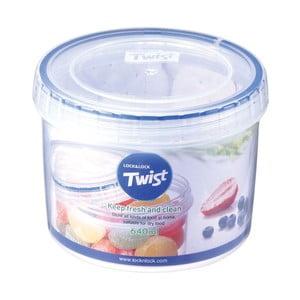 Pojemnik na żywność Hermetic Twist, 640 ml