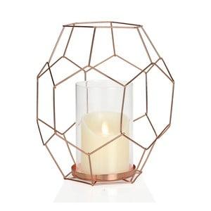 Geometryczny świecznik Hex