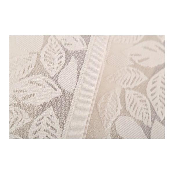 Zestaw 2 ręczników Floras Brown, 50x90 cm