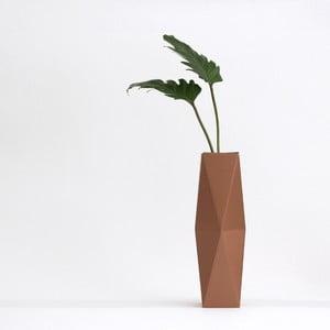 Składany wazon origami SNUG.Copper