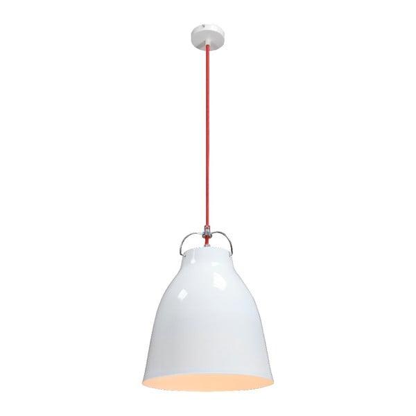 Lampa sufitowa Pensilvania, biała