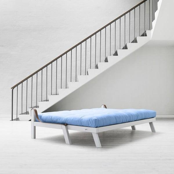 Sofa rozkładana Karup Poetry Cool Gray/Celeste/Gris