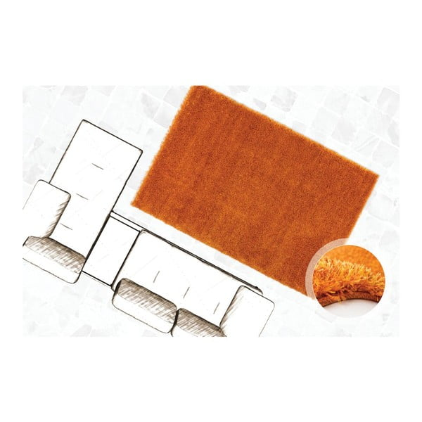 Dywan Nahua 778 Orange, 120x170 cm