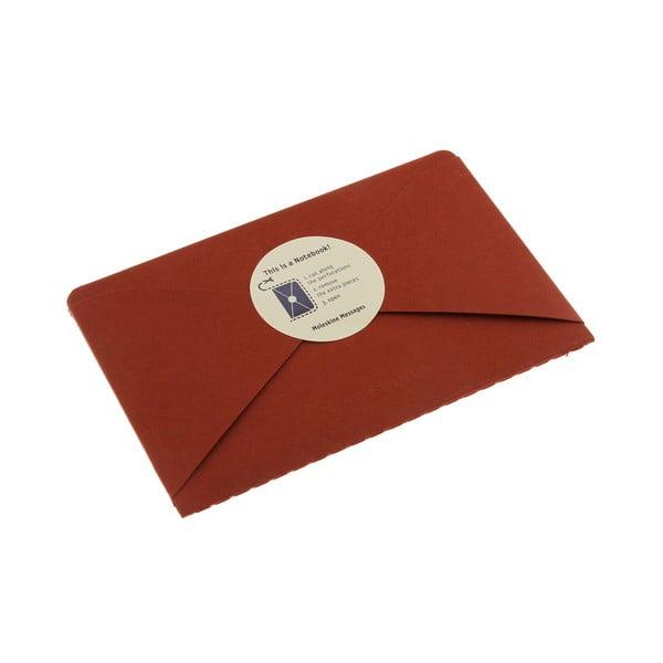 Notatnik i list w jednym Moleskine Red