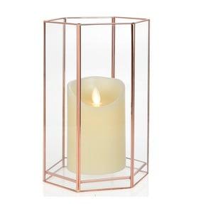 Świecznik Andrea HouseHexy, 22,8 cm