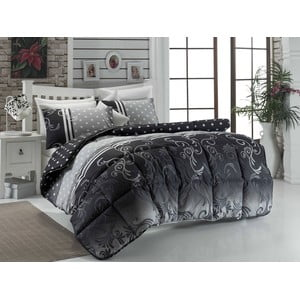 Pikowana narzuta na łóżko dwuosobowe Marta, 195x215 cm