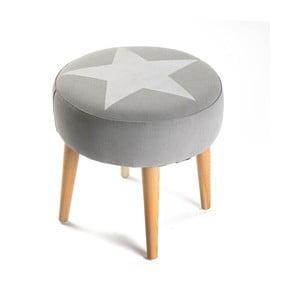 Stołek Versa Grey Star