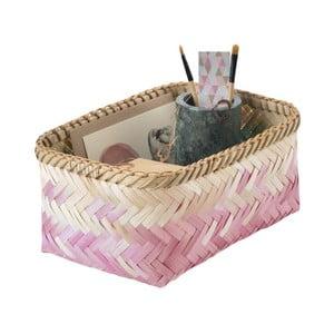 Koszyk bambusowy Compactor Noumea, wys. 12 cm