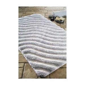 Dywanik łazienkowy Halikarnas White, 60x100 cm