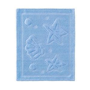 Mata łazienkowa Istra Blue, 50x60 cm
