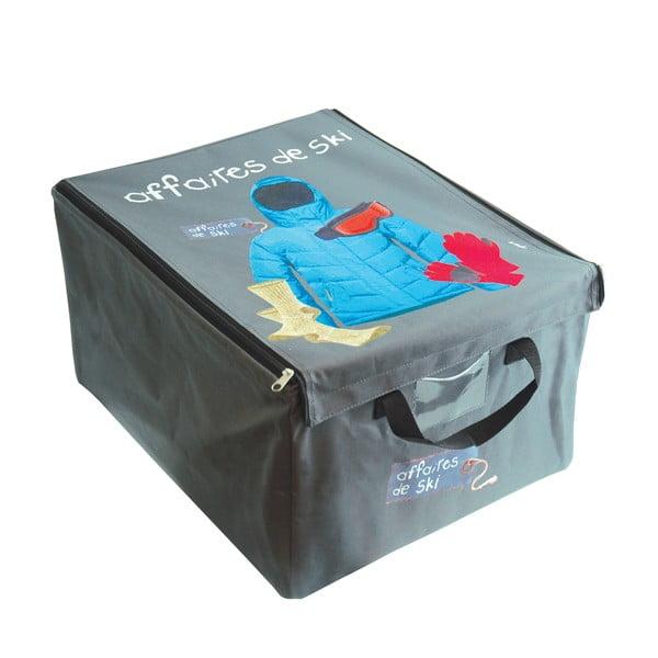 Pudełko na odzież zimową Mes affaires de ski