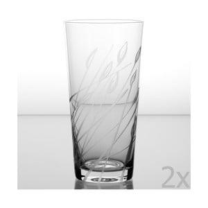 Zestaw 2 szklanek Aaron 480 ml
