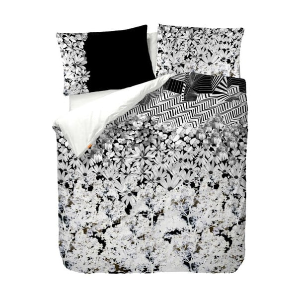 Poszwa na kołdrę White Garden, 140x200 cm