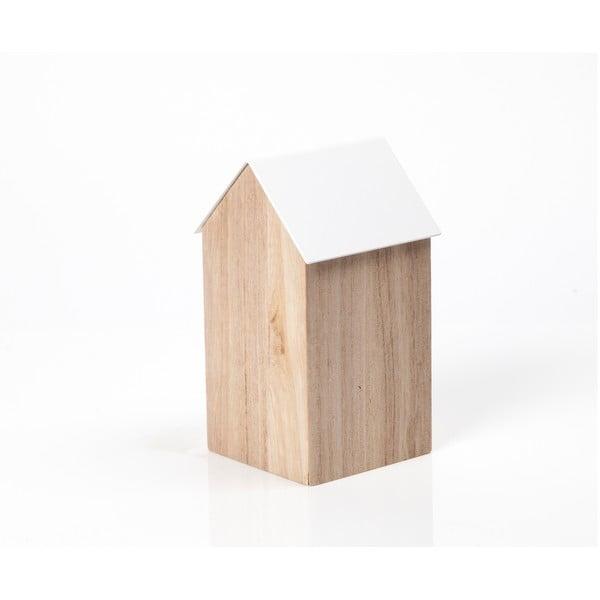 Białe pudełko House Medium