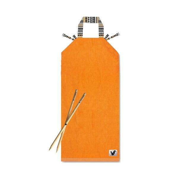 Plażowy leżak Origama Carrot