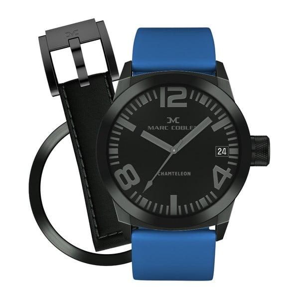 Zegarek damski Marc Coblen z dodatkowym paskiem i obręczą P67