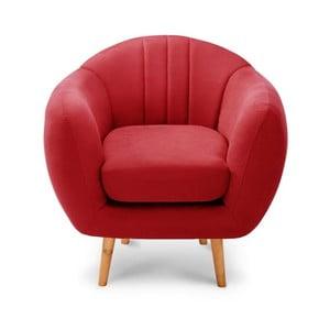 Fotel Comete Stripes Red