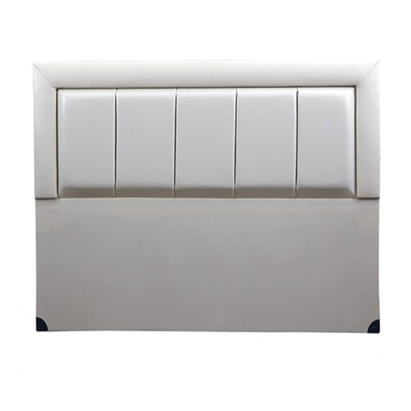 Zagłówek łóżka Perla Cream, 110x150 cm