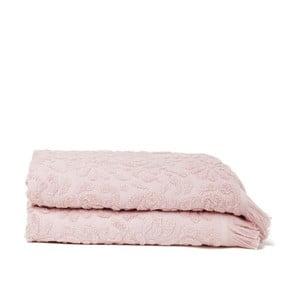 Zestaw 2 ręczników Riad Bath Rose, 70x140 cm