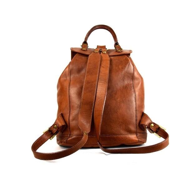 Skórzana torebka Santo Croce 880bis Brown