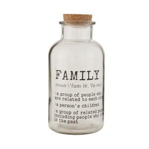 Szklany słój Clayre Family