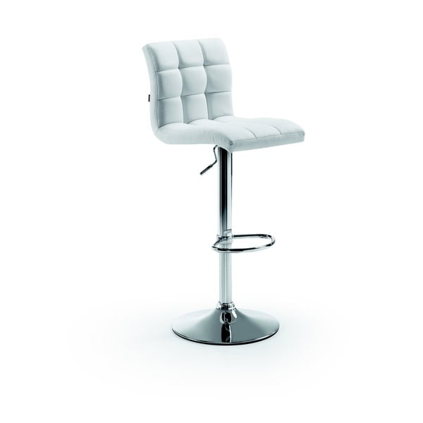 Krzesło barowe Lodi, białe