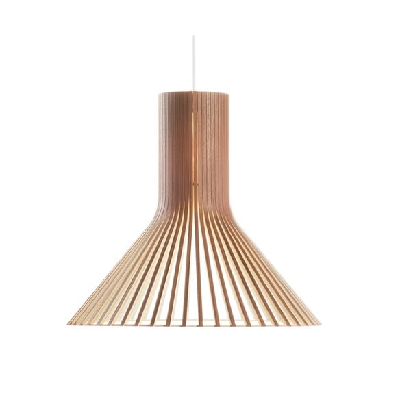 Lampa wisząca Puncto 4203 Walnut