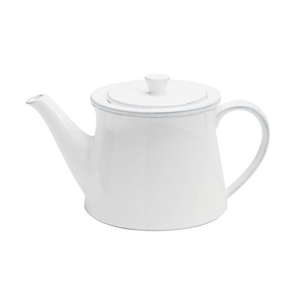 Biały dzbanek ceramiczny do herbaty Friso 1500 ml